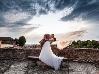 Le nozze di Antonella e Daniel