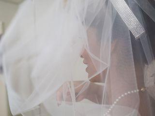 Le nozze di Kenndya e Piergiorgio 1