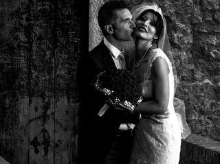 Le nozze di Kenndya e Piergiorgio