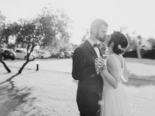 Le nozze di Chiara e Alberto