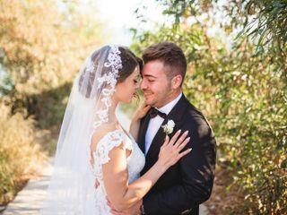Le nozze di Guido e Federica