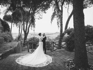 Le nozze di Dalila e Matteo