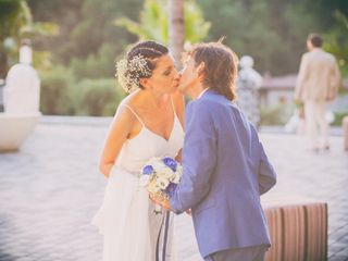 le nozze di Pamela e Valter 1