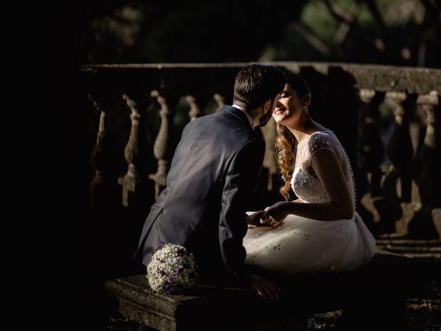 le nozze di Jasmine e Alessandro
