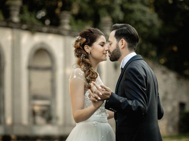 Il matrimonio di Alessandro e Jasmine a Roma, Roma 1