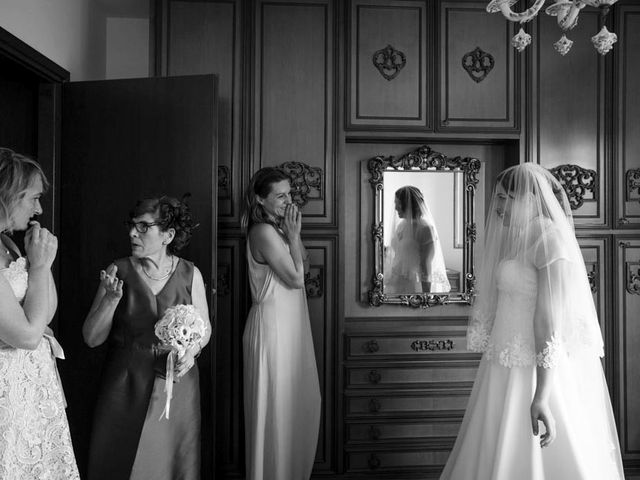 Il matrimonio di Francesco e Maria Rita a Desio, Monza e Brianza 8