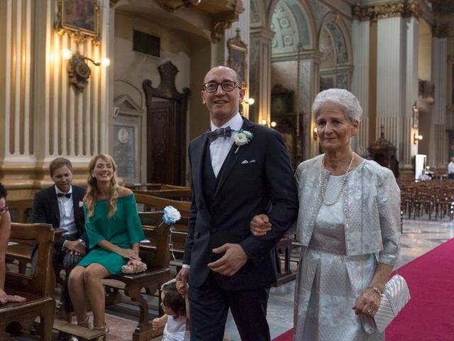 Il matrimonio di Francesco e Maria Rita a Desio, Monza e Brianza 13