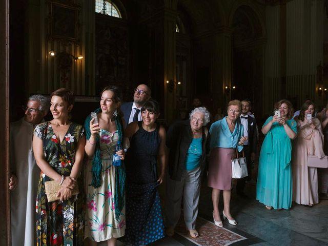 Il matrimonio di Francesco e Maria Rita a Desio, Monza e Brianza 17