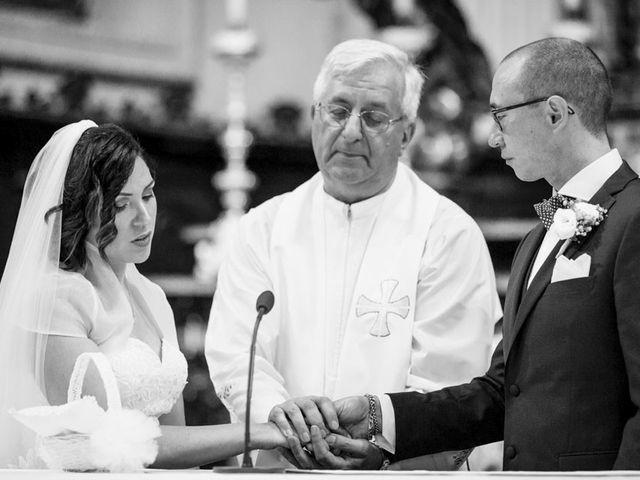 Il matrimonio di Francesco e Maria Rita a Desio, Monza e Brianza 19