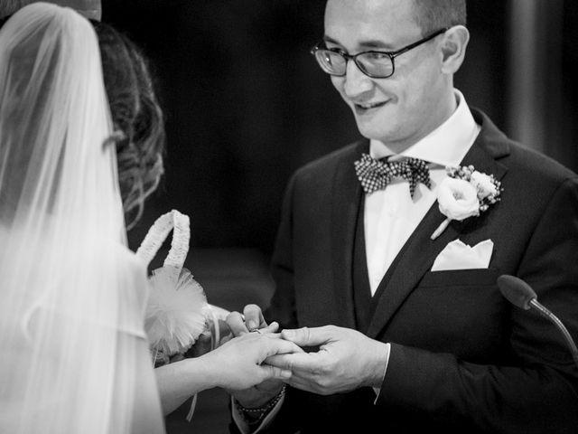 Il matrimonio di Francesco e Maria Rita a Desio, Monza e Brianza 20