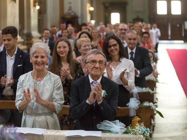 Il matrimonio di Francesco e Maria Rita a Desio, Monza e Brianza 21