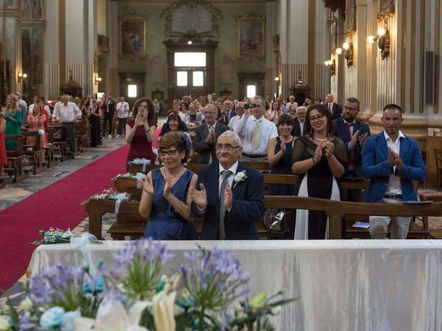 Il matrimonio di Francesco e Maria Rita a Desio, Monza e Brianza 22