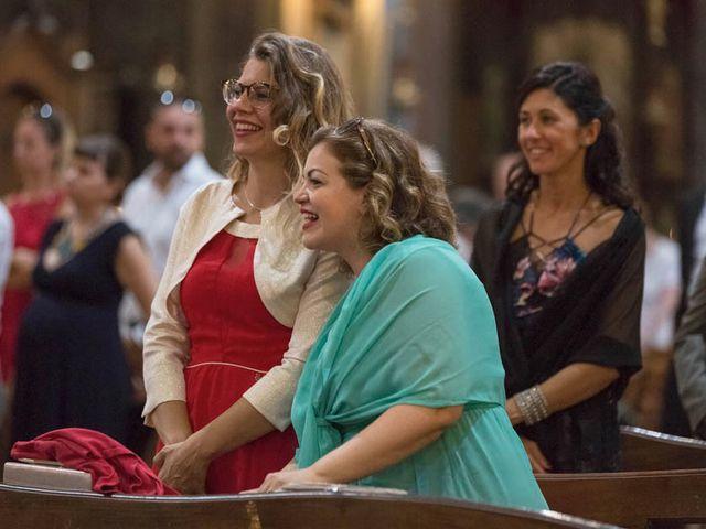 Il matrimonio di Francesco e Maria Rita a Desio, Monza e Brianza 24