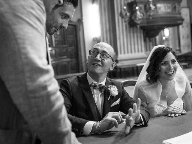 Il matrimonio di Francesco e Maria Rita a Desio, Monza e Brianza 25