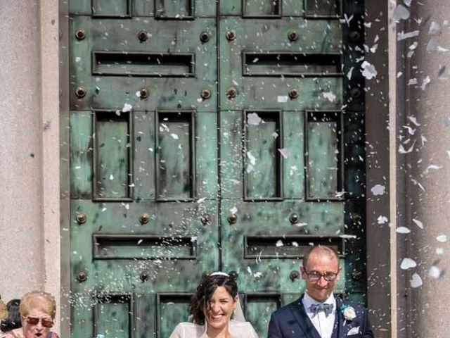 Il matrimonio di Francesco e Maria Rita a Desio, Monza e Brianza 26