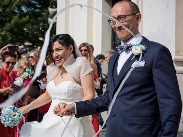 Il matrimonio di Francesco e Maria Rita a Desio, Monza e Brianza 28