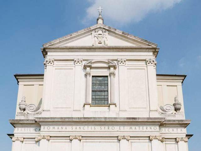 Il matrimonio di Francesco e Maria Rita a Desio, Monza e Brianza 29