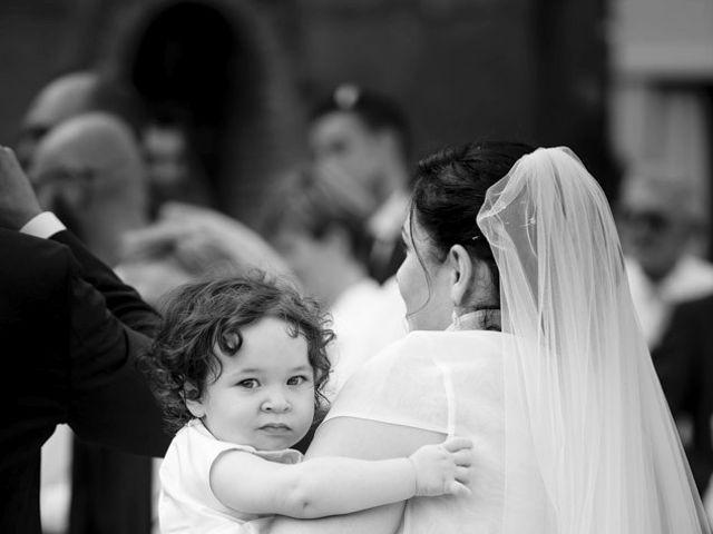Il matrimonio di Francesco e Maria Rita a Desio, Monza e Brianza 35