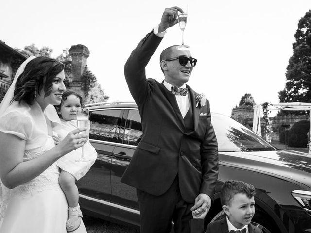 Il matrimonio di Francesco e Maria Rita a Desio, Monza e Brianza 36