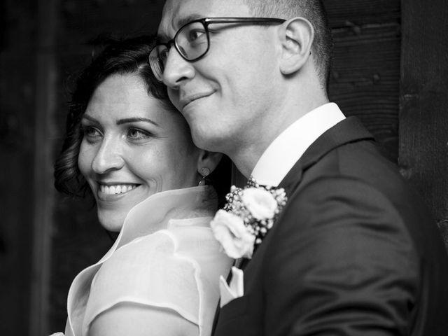 Il matrimonio di Francesco e Maria Rita a Desio, Monza e Brianza 43