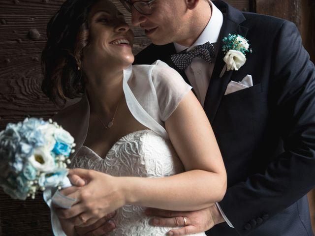 Il matrimonio di Francesco e Maria Rita a Desio, Monza e Brianza 44