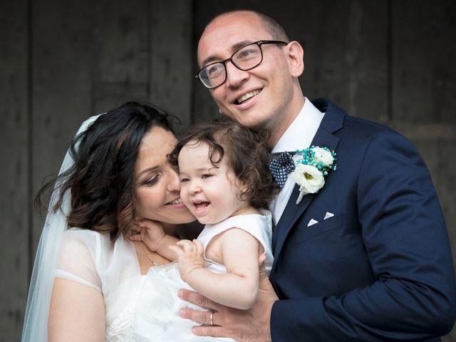 Il matrimonio di Francesco e Maria Rita a Desio, Monza e Brianza 51