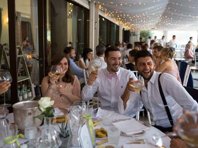 Il matrimonio di Francesco e Maria Rita a Desio, Monza e Brianza 54