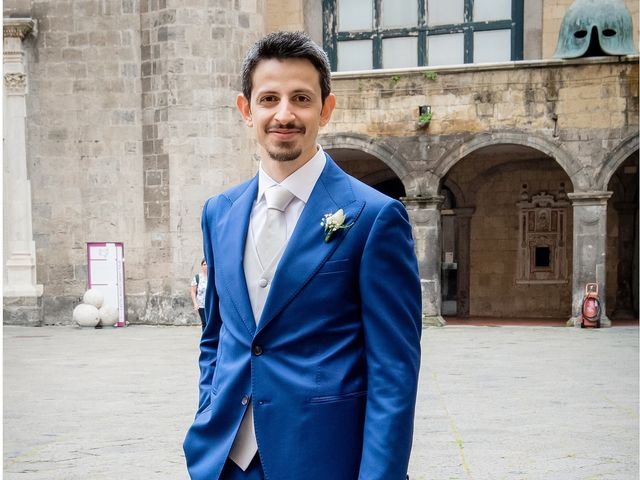 Il matrimonio di Giuseppe e Martina a Napoli, Napoli 5