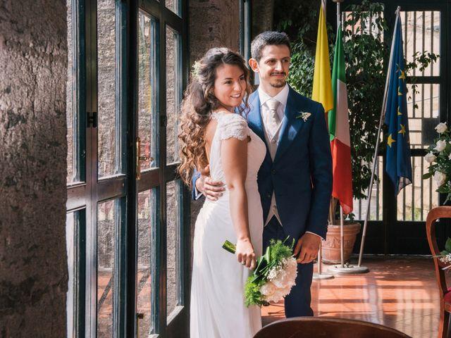 Il matrimonio di Giuseppe e Martina a Napoli, Napoli 9