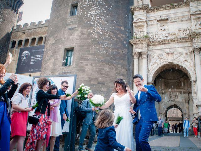Il matrimonio di Giuseppe e Martina a Napoli, Napoli 12