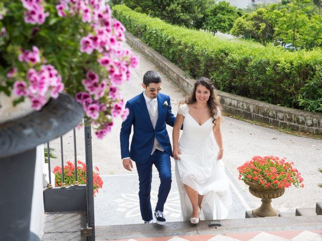 Il matrimonio di Giuseppe e Martina a Napoli, Napoli 14