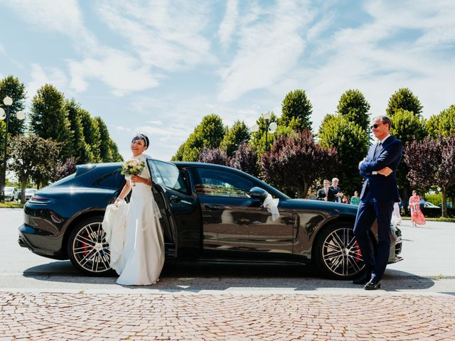 Il matrimonio di Roberto e Daniela a Fossano, Cuneo 26
