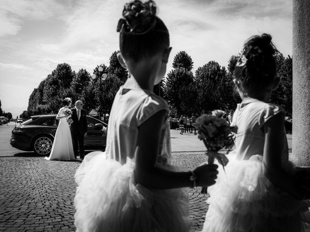 Il matrimonio di Roberto e Daniela a Fossano, Cuneo 28