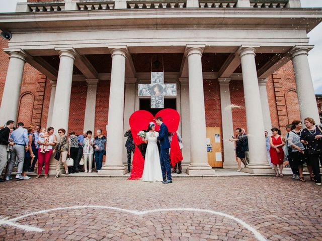 Il matrimonio di Roberto e Daniela a Fossano, Cuneo 40