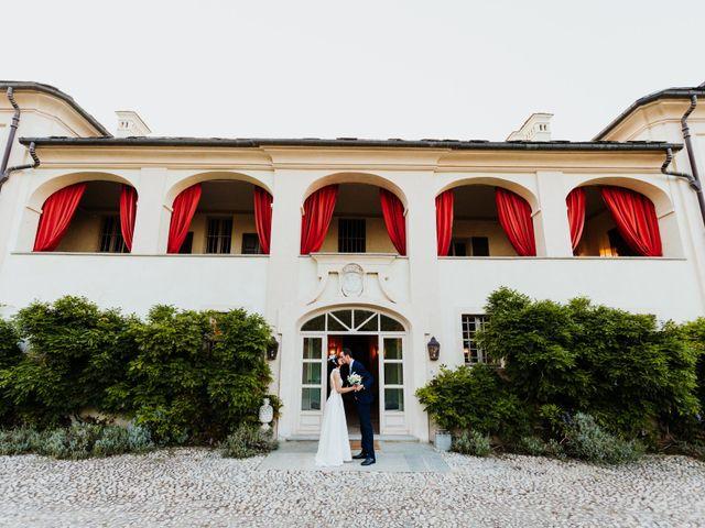 Il matrimonio di Roberto e Daniela a Fossano, Cuneo 56