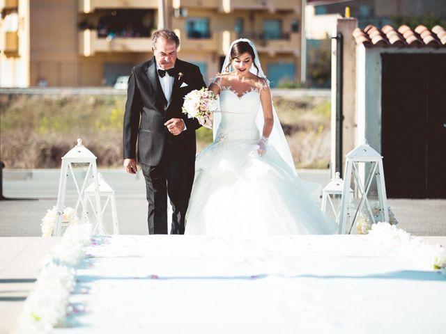 Il matrimonio di Matteo e Romina a Licata, Agrigento 28