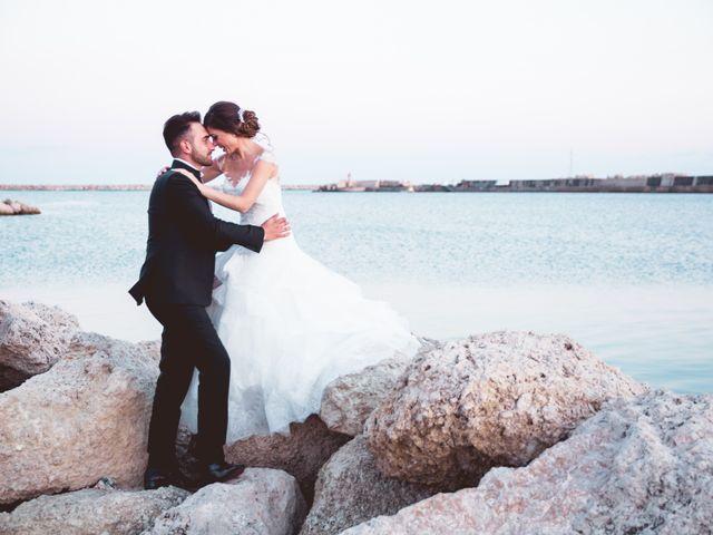 Il matrimonio di Matteo e Romina a Licata, Agrigento 36