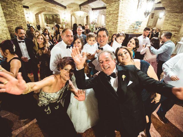 Il matrimonio di Matteo e Romina a Licata, Agrigento 43