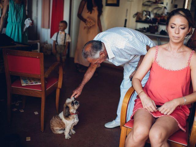Il matrimonio di Thomas e Aurélie a Porto Cervo, Sassari 20