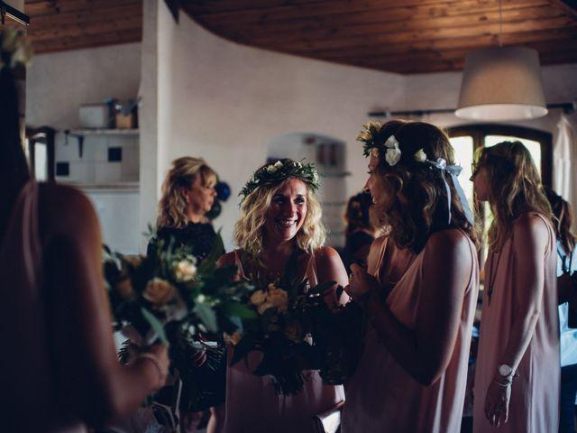 Il matrimonio di Thomas e Aurélie a Porto Cervo, Sassari 26