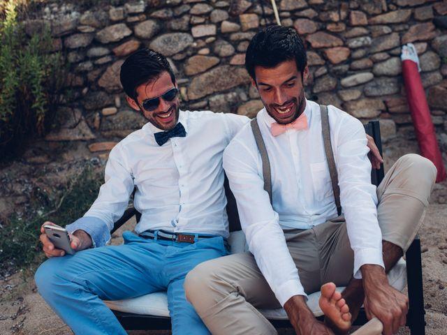 Il matrimonio di Thomas e Aurélie a Porto Cervo, Sassari 35