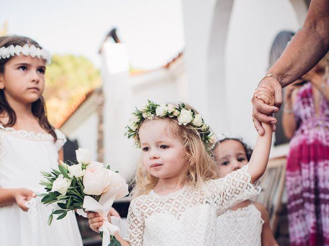 Il matrimonio di Thomas e Aurélie a Porto Cervo, Sassari 37