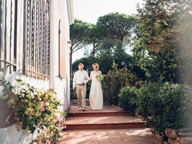 Il matrimonio di Thomas e Aurélie a Porto Cervo, Sassari 41