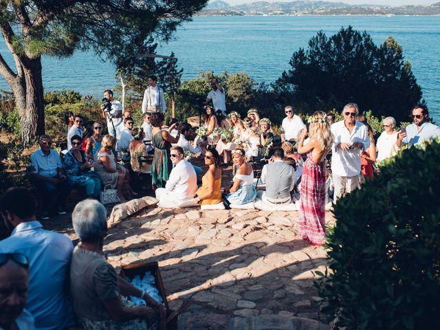 Il matrimonio di Thomas e Aurélie a Porto Cervo, Sassari 42