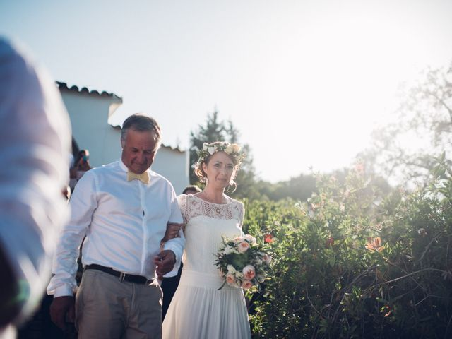 Il matrimonio di Thomas e Aurélie a Porto Cervo, Sassari 44