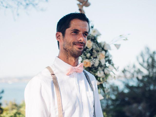 Il matrimonio di Thomas e Aurélie a Porto Cervo, Sassari 45