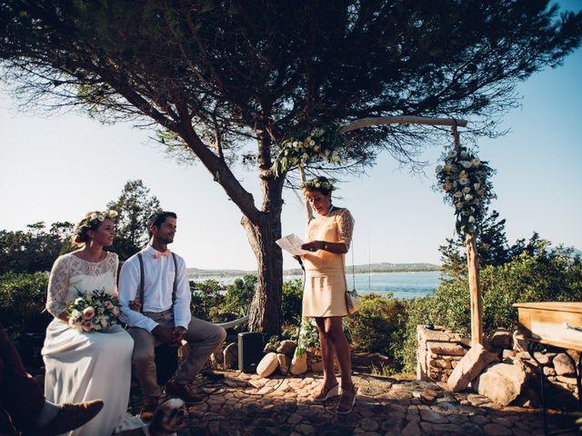 Il matrimonio di Thomas e Aurélie a Porto Cervo, Sassari 49