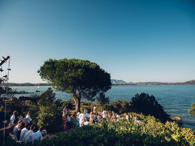 Il matrimonio di Thomas e Aurélie a Porto Cervo, Sassari 50