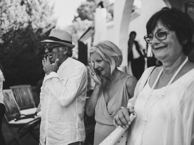 Il matrimonio di Thomas e Aurélie a Porto Cervo, Sassari 51