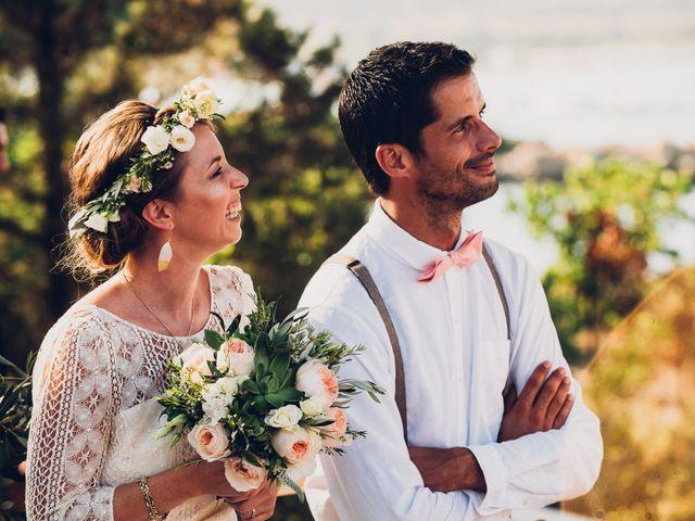 Il matrimonio di Thomas e Aurélie a Porto Cervo, Sassari 56